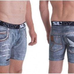 Review Sly Collective Torn Jeans Boxer Briefs