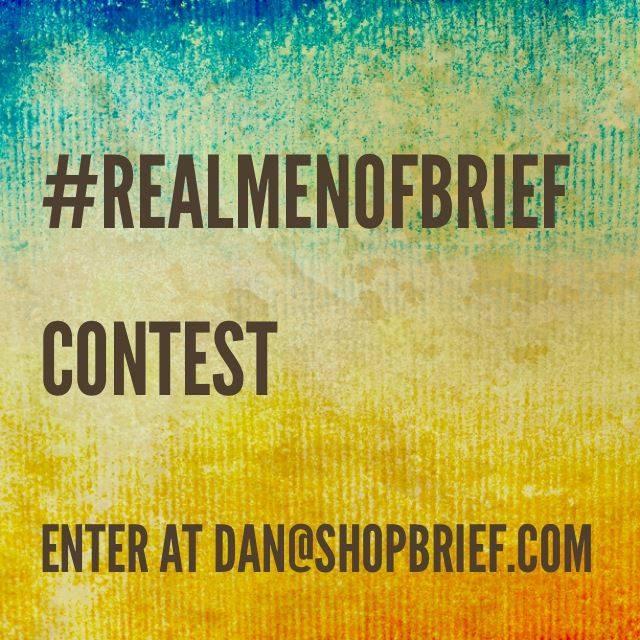 Real Men of Brief  Contest