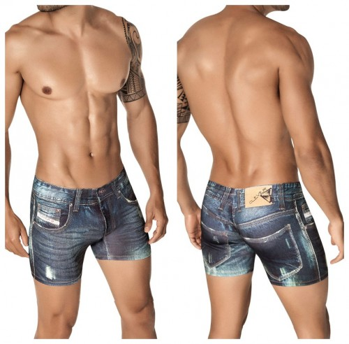Clever Denim Boxers