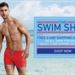 2(X)ist Swim Shop Shipping Upgrade