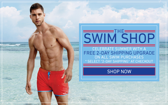 2(X)ist Swim Shop Shipping Upgrade