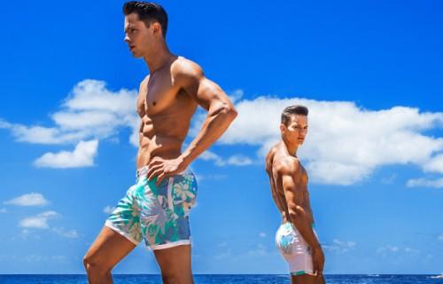 Review Teamm8 Surf Swim Shorts
