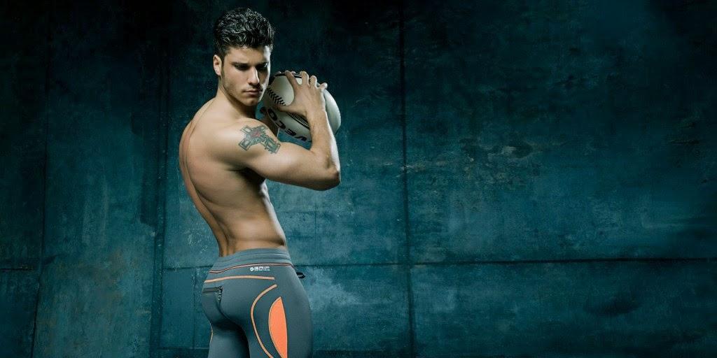 Big Brother's Cody Calafiore, C-IN2 Underwear Model