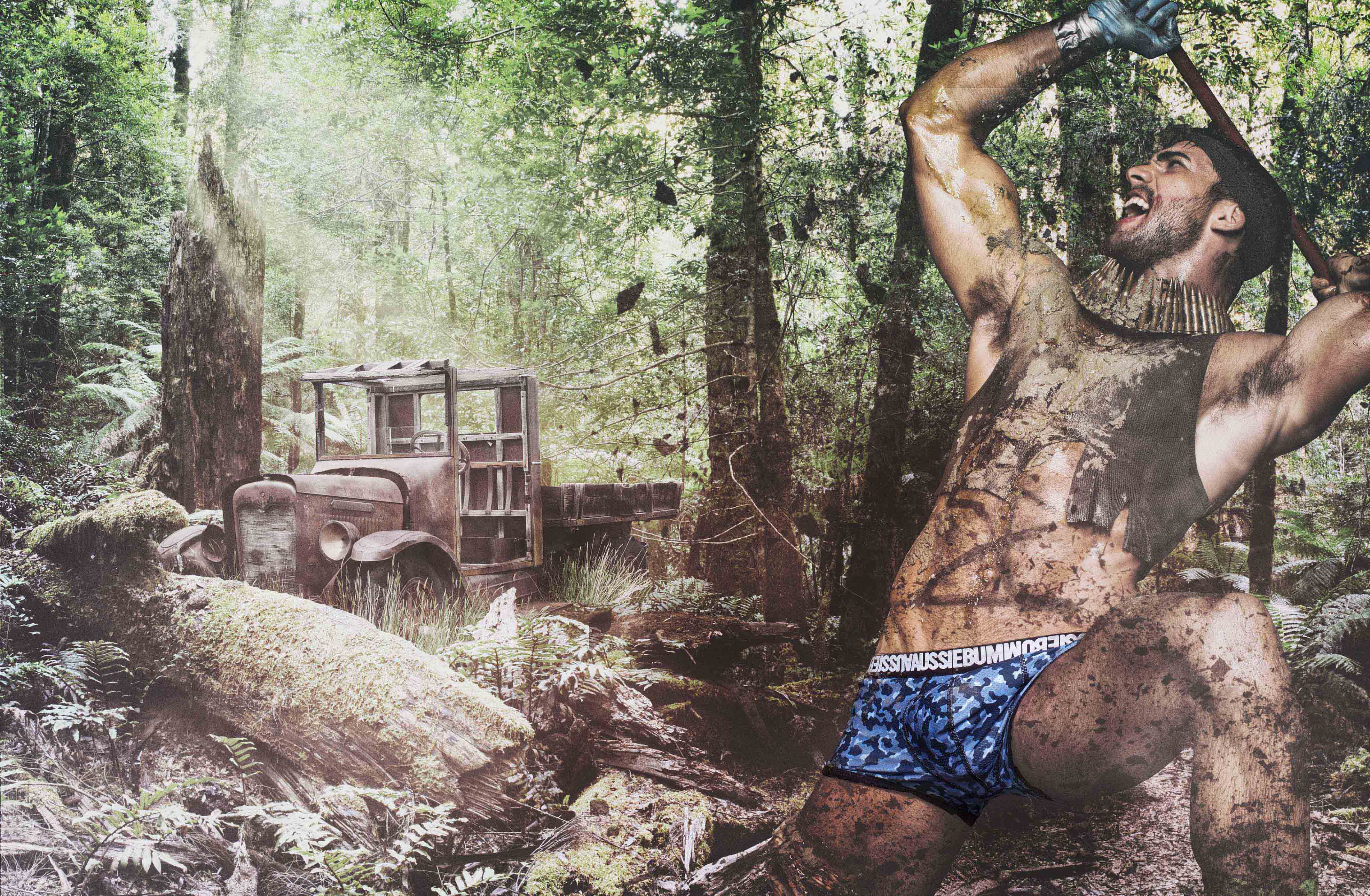 aussieBum wants you to be Brave