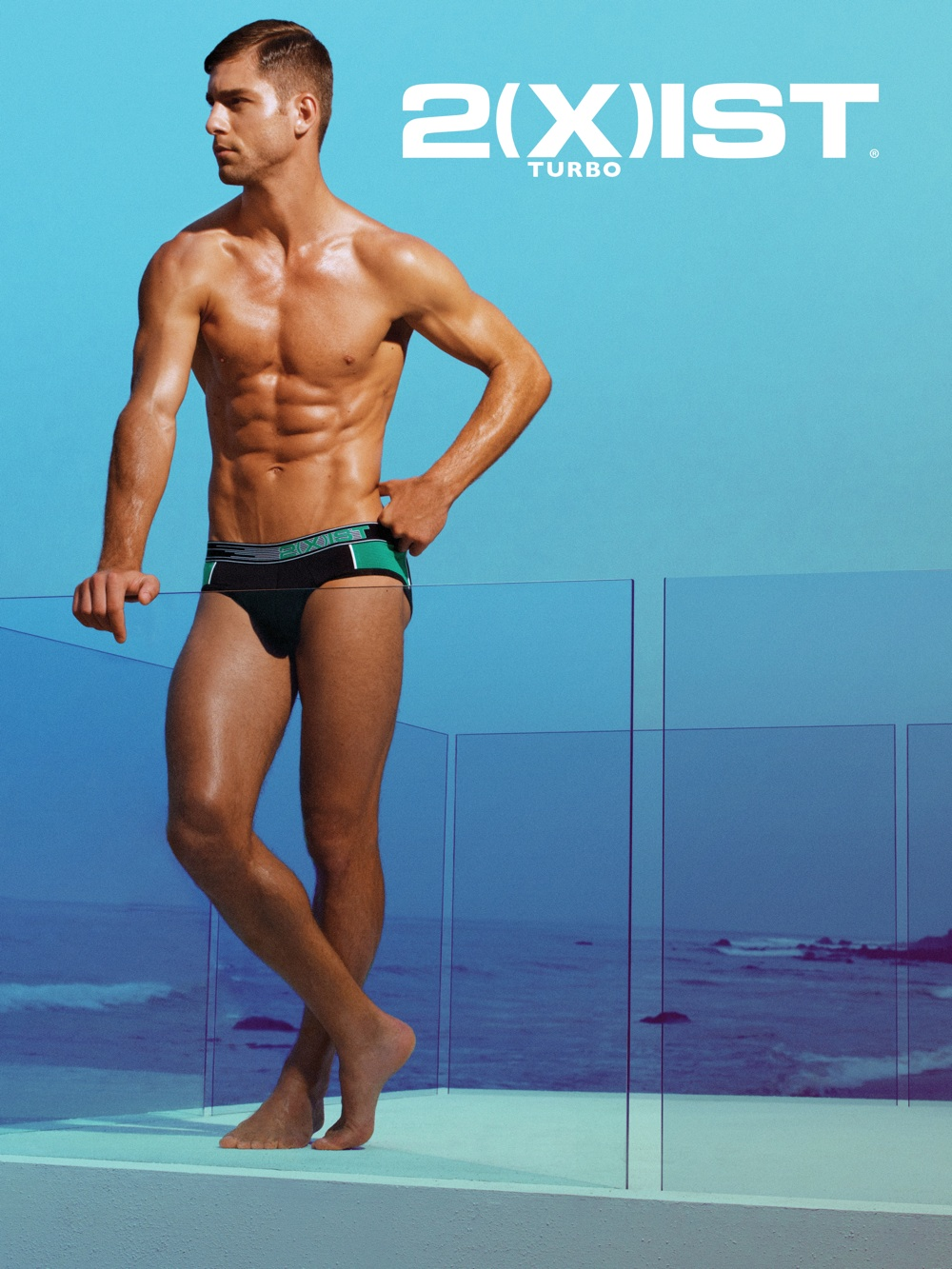 12 Pairs We Love - 2xist Turbo No Show Brief