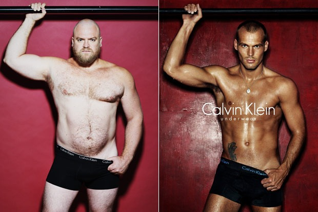 Underwear Is Not Just For Size Medium Guys