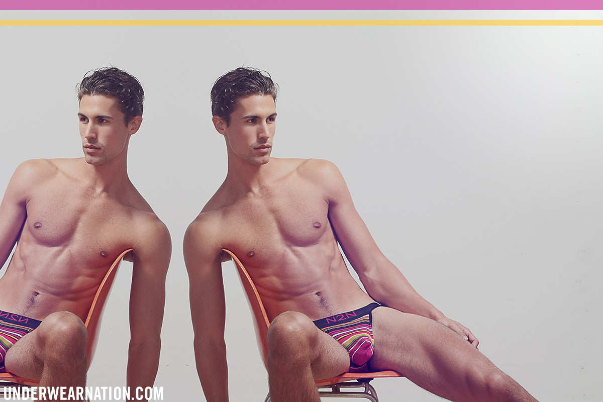 Underwear Nation Selection of the Month - N2N California Colors