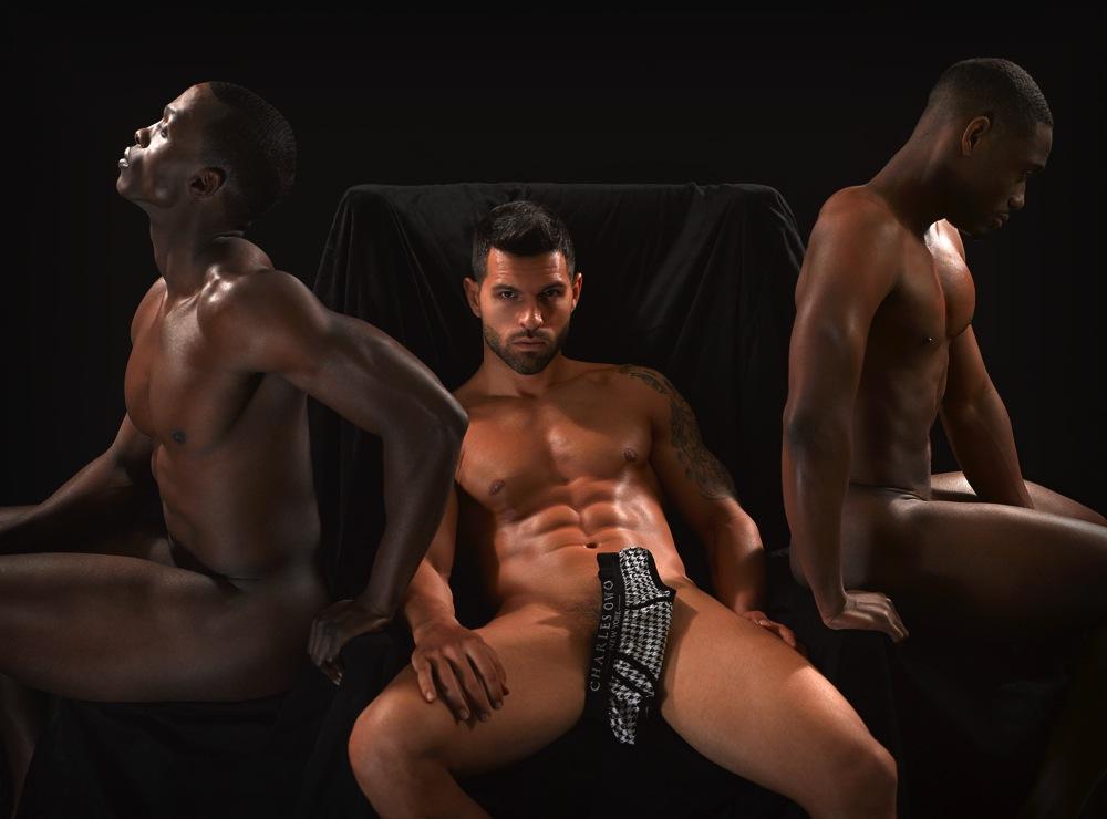 Brief Distraction featuring Charles Owo Underwear