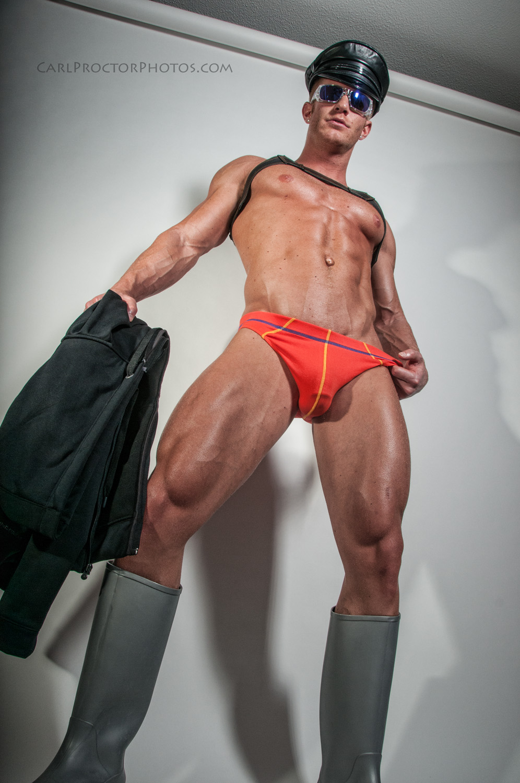 Interview with Underwear Model Nick DiCristina