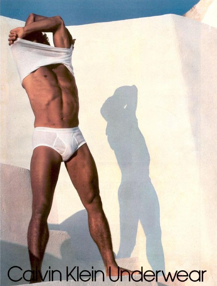 A Brief Look Back - Calvin Klein