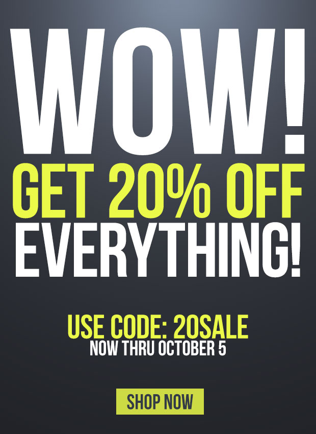 20% off Sale at Andrew Christian