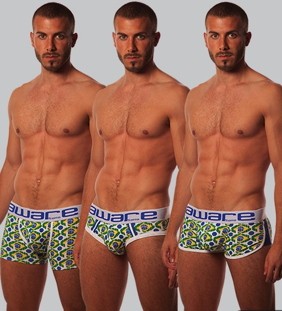 Style Brief Aware SOHO Brazil Collection