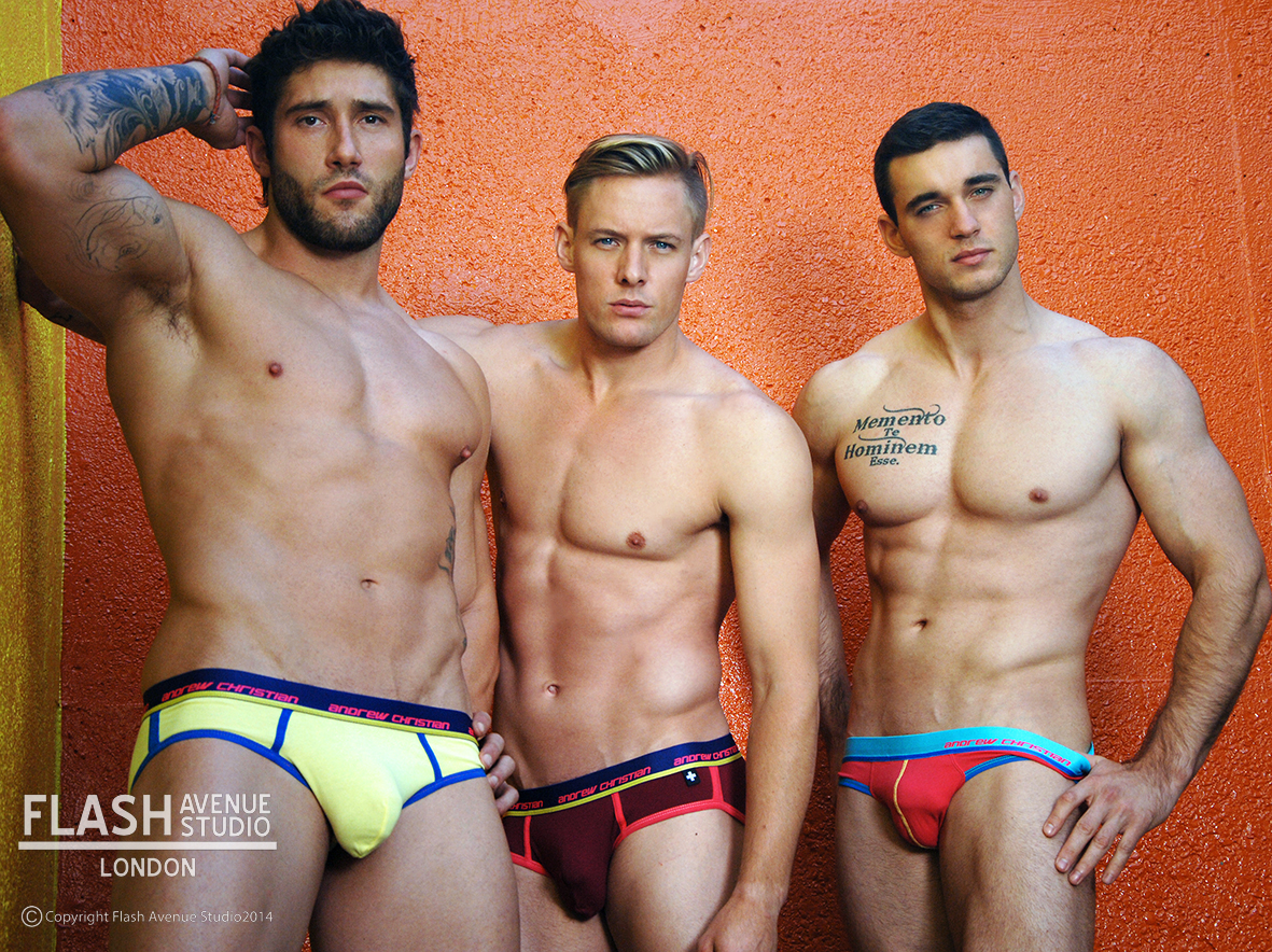 Brief Distraction from Flash Avenue Studio Featuring Andrew Christian