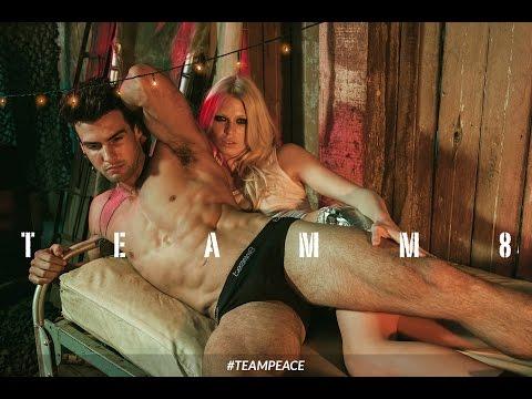 TEAMM8 #teampeace