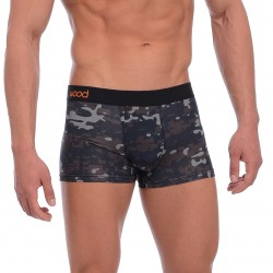 Review Wood Underwear Camo Trunks