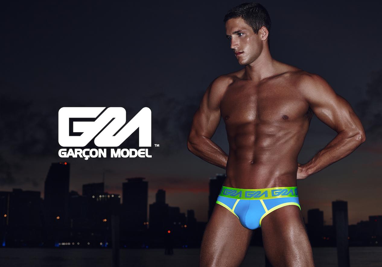 Brief Distraction featuring Garcon Model