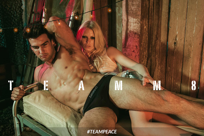Teamm8 new #teampeace