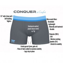 Review Shrine Boxer Briefs