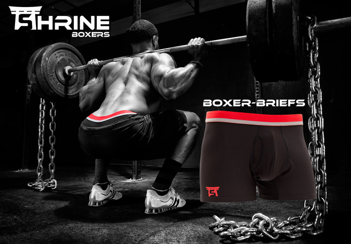 Shrine Boxers Kickstarter Has Launched