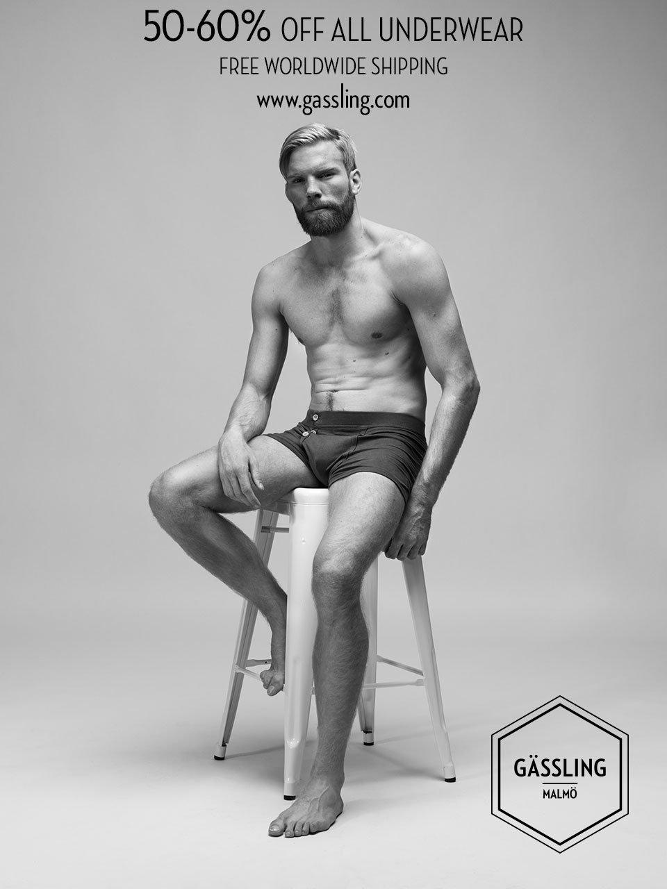Gässling mens underwear >50% OFF