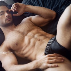 UNB Model Profile: Derek Yates