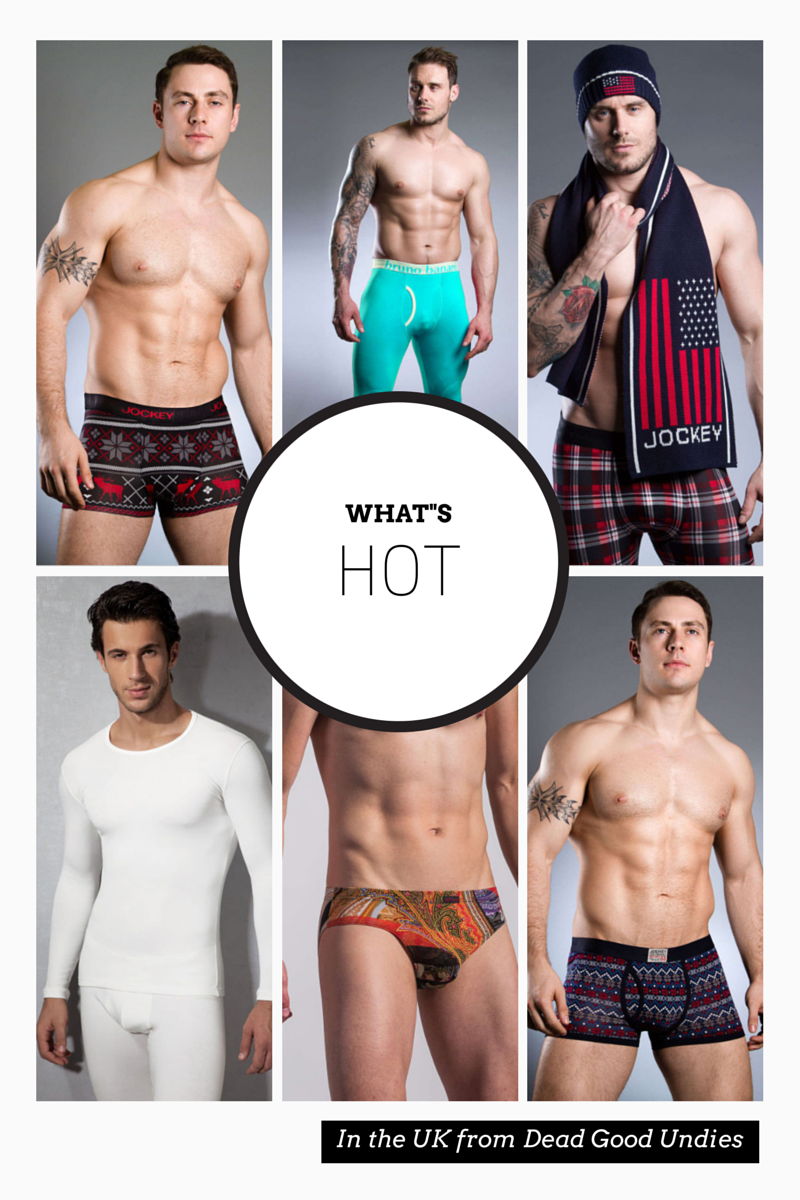 What's Hot in the UK - Time for a bit of festive shopping