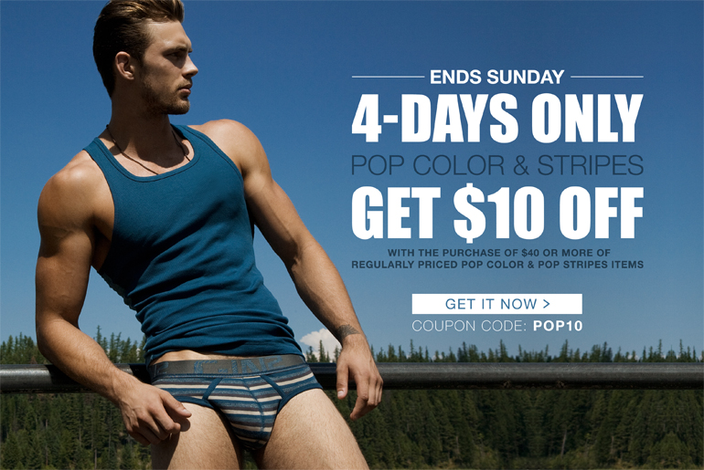 Get $10 OFF off at C-IN2