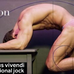 New sexy & innovative underwear styles by Modus Vivendi at International Jock!