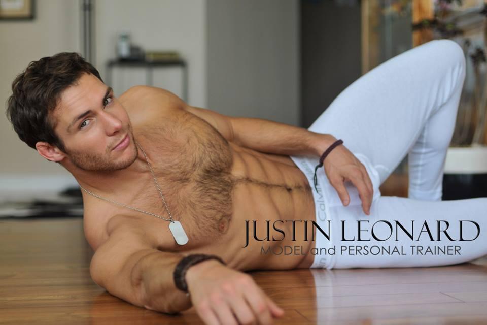 UNB Model Profile: Justin Leonard
