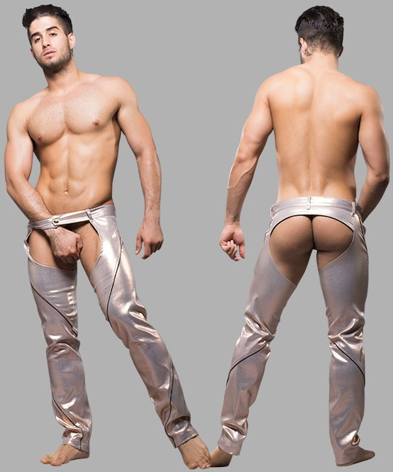 Andrew Christian Hardware Chaps