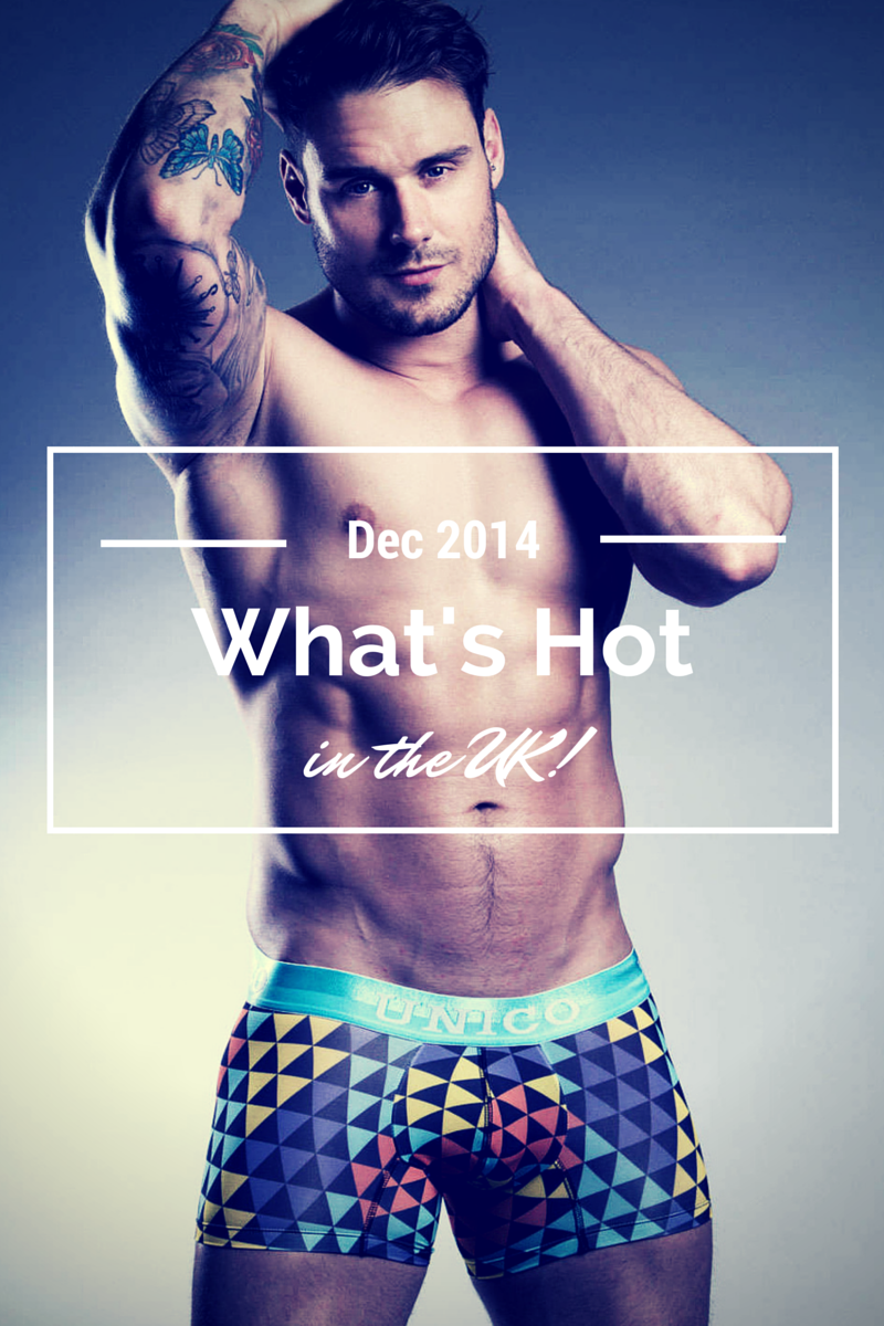 What's Hot in the UK - December 2014