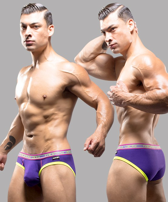 New Trophy Boy Brief from Andrew Christian
