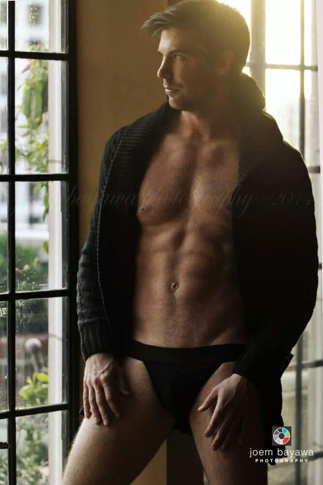 UNB Model Profile: Erik White