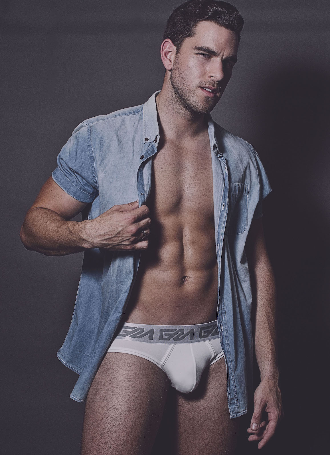 Brief Distraction featuring Garcon Model