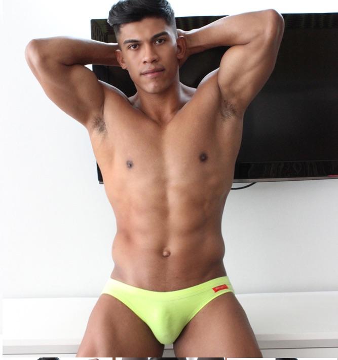Jordano Basics Bikini Briefs look HOT