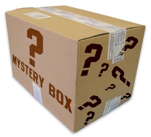 UNB Mystery Underwear Challenge