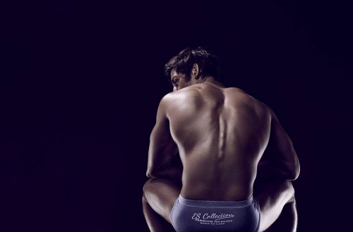 Brief Distraction featuring Bryant Wood in ES Collection