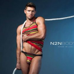 Brief Distraction featuring a TBT from N2N Bodywear
