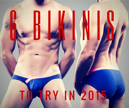 6 Bikinis