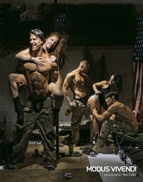Modus Vivendi Military line - Tom Cullis 08