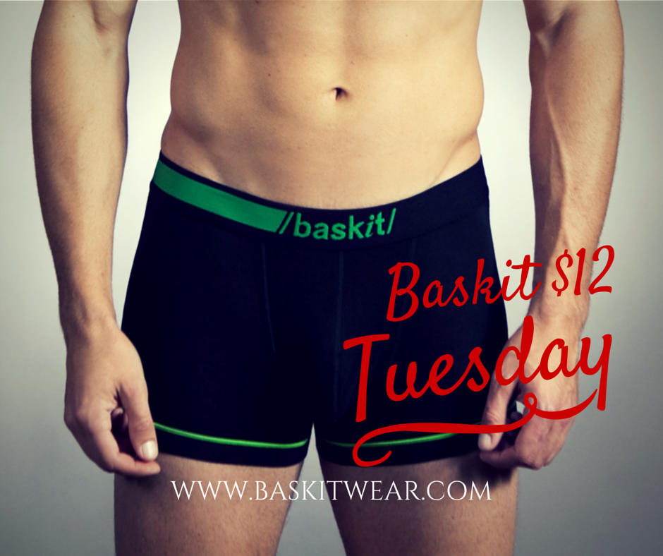 Baskit $12 Tuesday Luxe Trunk