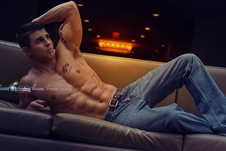 UNB Model Profile: Cody Johnvin