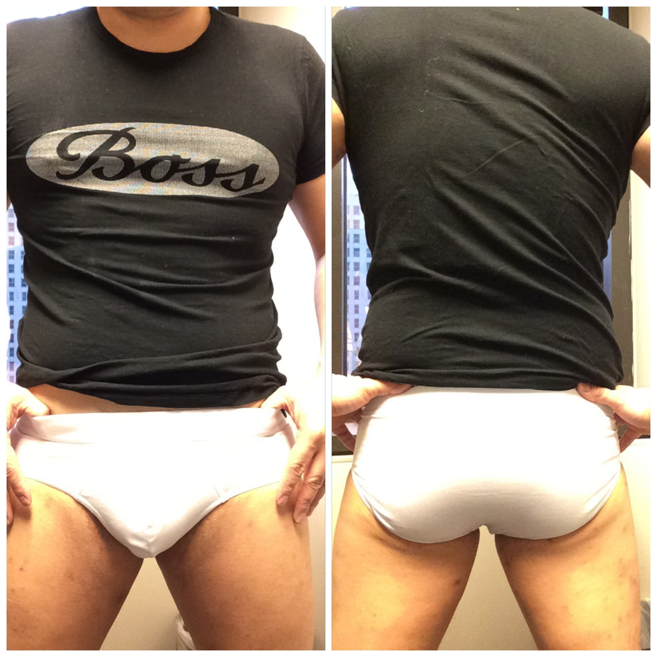 Review- Bread and Boxers Brief