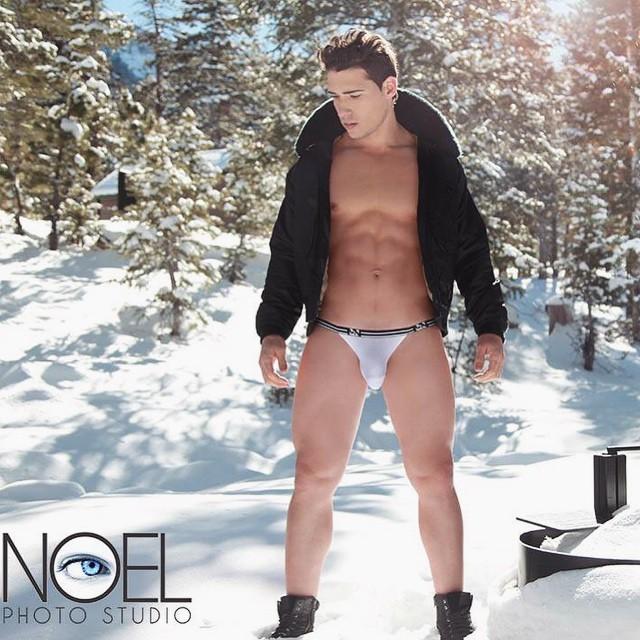 Brief Distraction By Noel Photo Studio featuring N2N Bodywear
