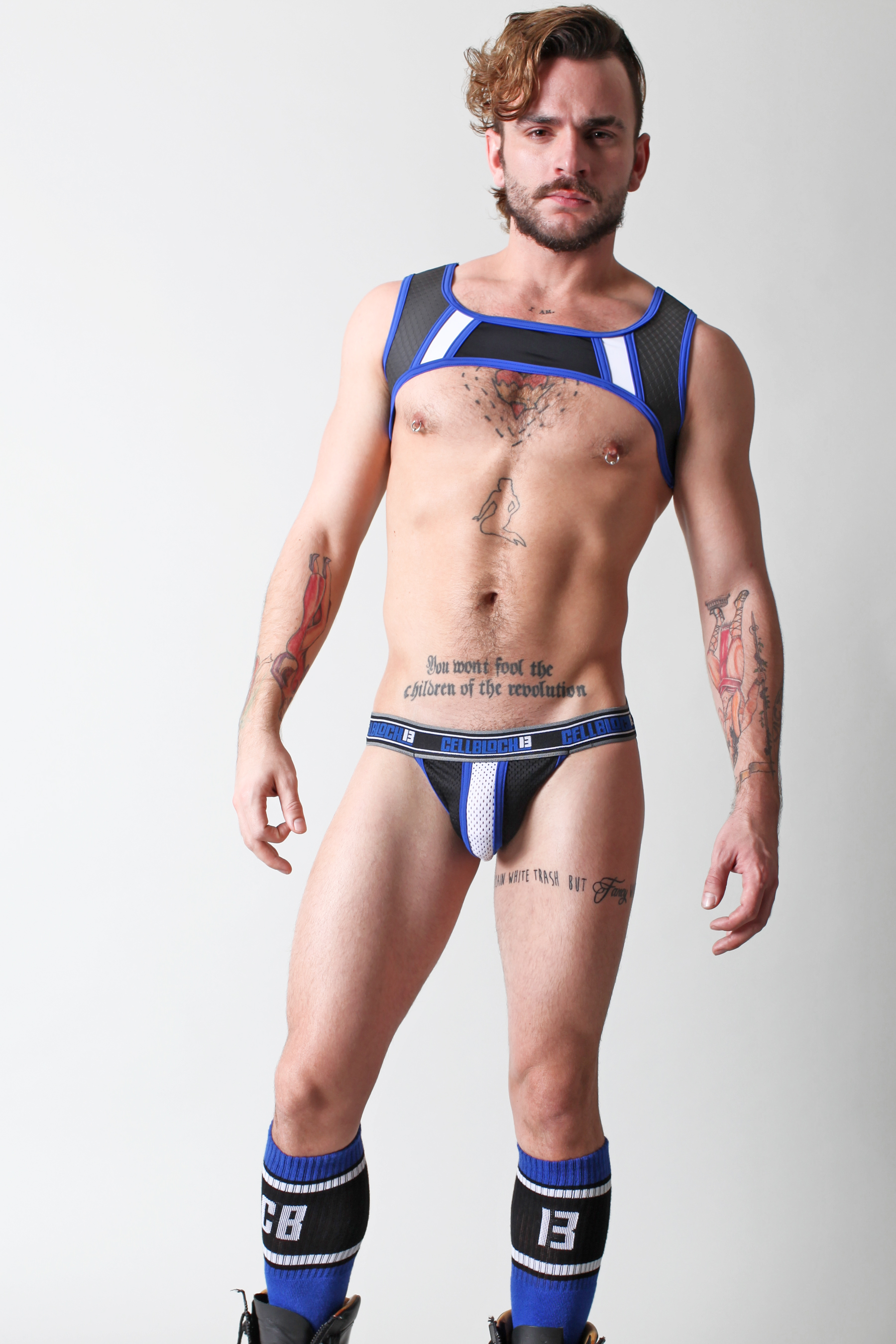New Cellblock 13 Alpha Collection is out!