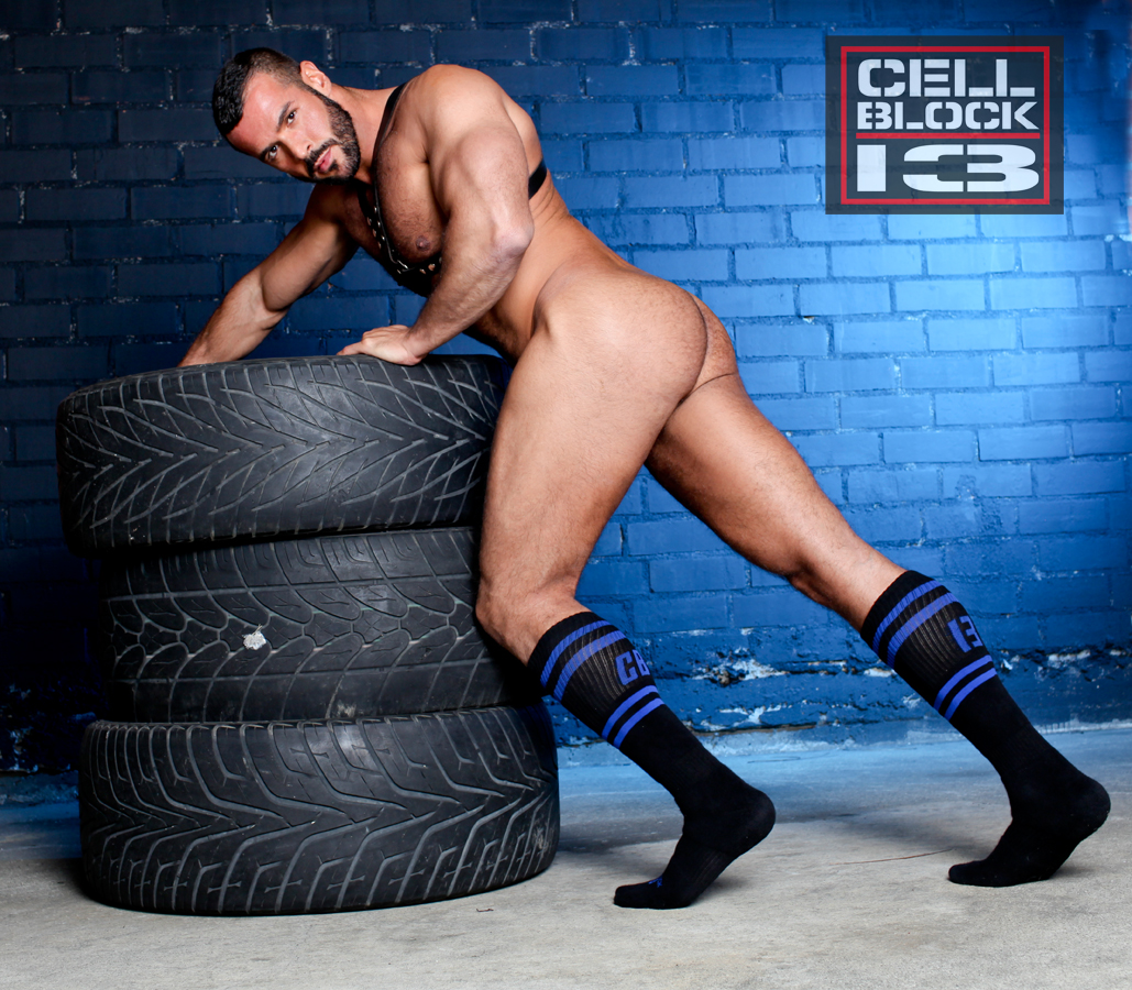 CELLBLOCK 13 - BEHIND THE SCENES WITH DENIS VEGA