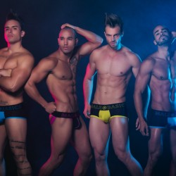 New MaleBasics Neon Collection