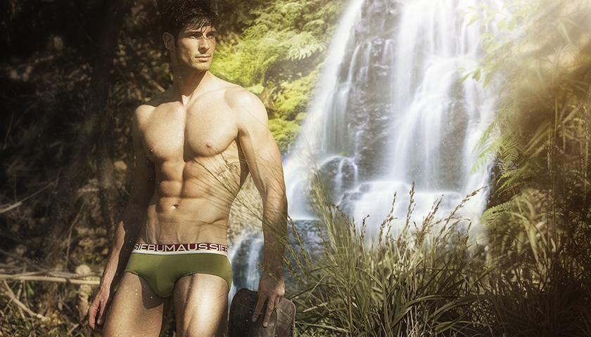 New aussieBum Daintree Range Released
