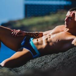 Adrian C. Martin shoots St33le Swimwear