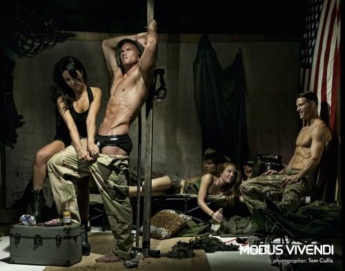 Modus Vivendi Military line - Tom Cullis 07
